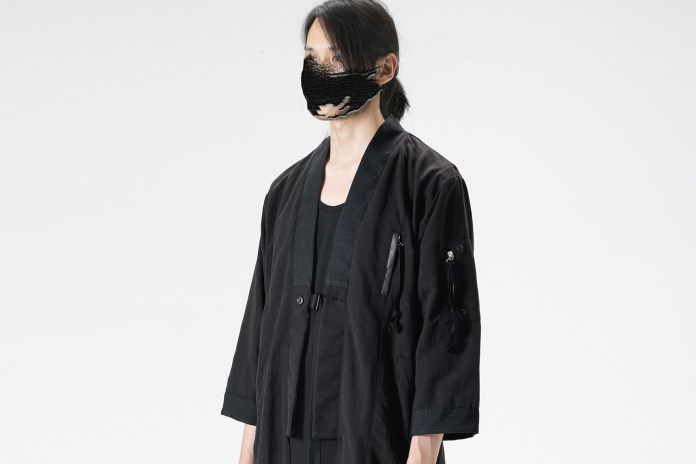 GUERRILLA GROUP Showcases Its Technical Militaristic Framework for 2016 Spring/Summer