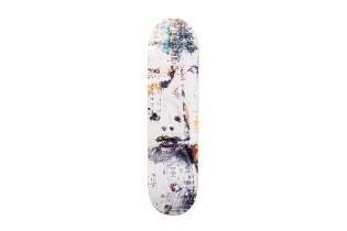 Harmony Korine Designed a Skateboard for Baker & Fellow Nashvillian Dee Ostrander