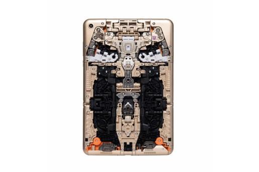 Hasbro Teams up With Xiaomi to Create Tablet Transformer Robot