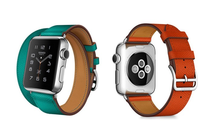 Hermés Expands Its Selection of Apple Watch Bands