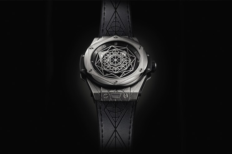 Hublot & Sang Bleu Introduce a Tattoo-Inspired Big Bang
