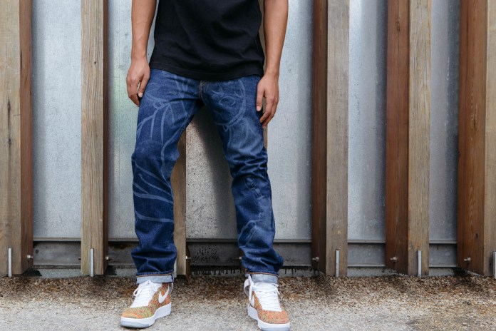 HYPEBEAST Giveaway: Jay West x Levi's® Bespoke 501® Jeans