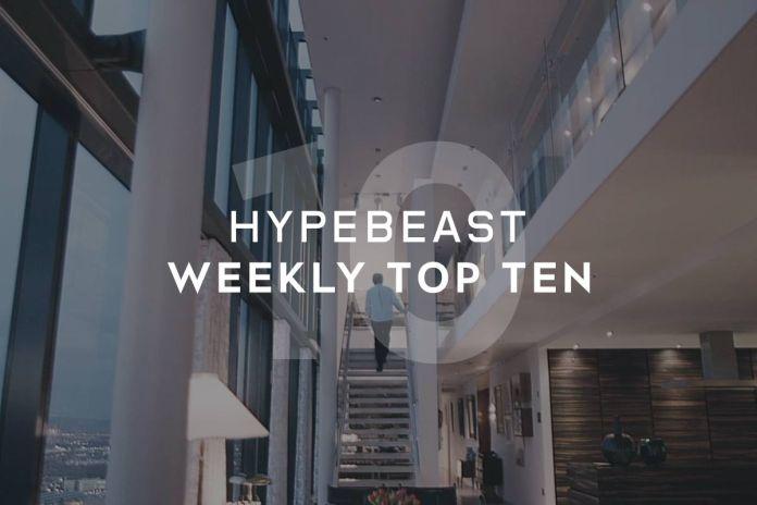 HYPEBEAST's Top 10 Post of the Week