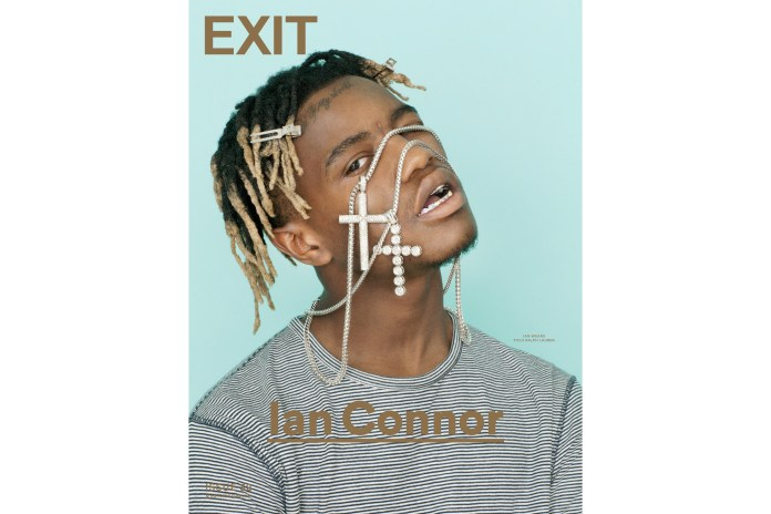 Here's Ian Connor's Full 'EXIT Magazine' Spread