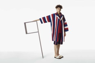 "Issey Miyake HOMME PLISSÉ 2016 Fall/Winter ""Challenge"" Lookbook"