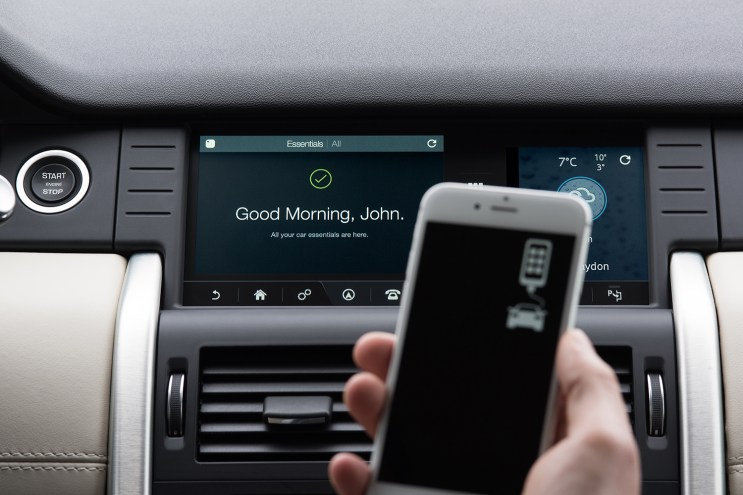 Jaguar Is Partnering With Tile to Make Sure You Never Leave Home Without Your Necessities