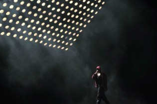 Kanye Performs 'The Life of Pablo' in Manila and Talks Artistic Honesty