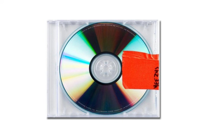 Kanye West Releases a New Version of 'Yeezus'