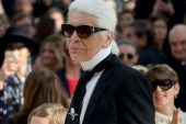 Chanel Shoots Down Rumors of Karl Lagerfeld's Imminent Departure