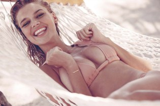 GQ Mexico Taps Kelly Rohrbach of 'Baywatch' for Sultry Photoshoot