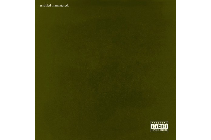 This Is Everyone Who Worked on Kendrick Lamar's 'untitled unmastered.'