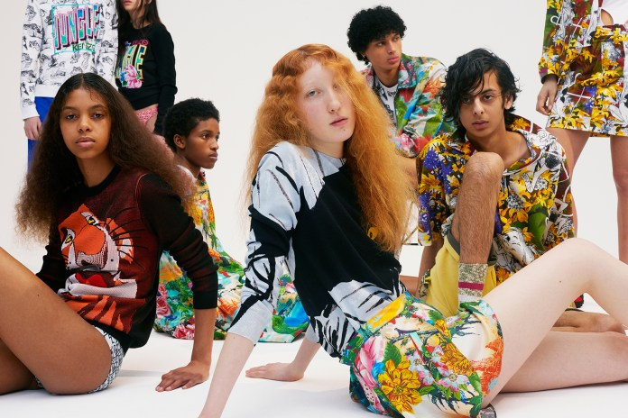 'The Jungle Book' x KENZO Capsule Collection