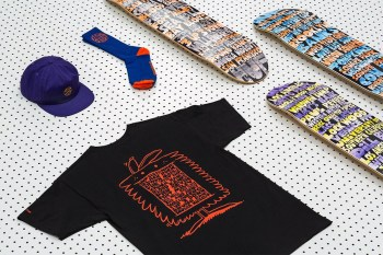 Kevin Lyons & HUF Pay Homage to Iconic Skate Spots NYC, SF and LA