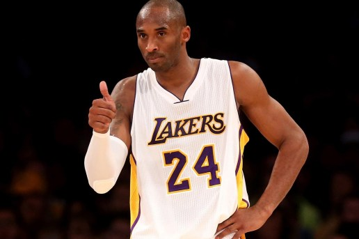 Kobe Sets New Record With $1.2 Million USD Worth of Merchandise Sold at Staples Center