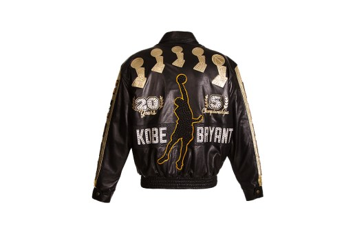 LA Lakers Launch Special '24 Collection' Honoring Kobe Bryant With Swarovski Crystal Jackets and More