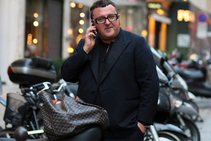 Alber Elbaz Has Been Dismissed From Lanvin's Board of Directors
