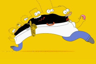 'The Simpsons' Gets Warped and Distorted for New FX Network Promo