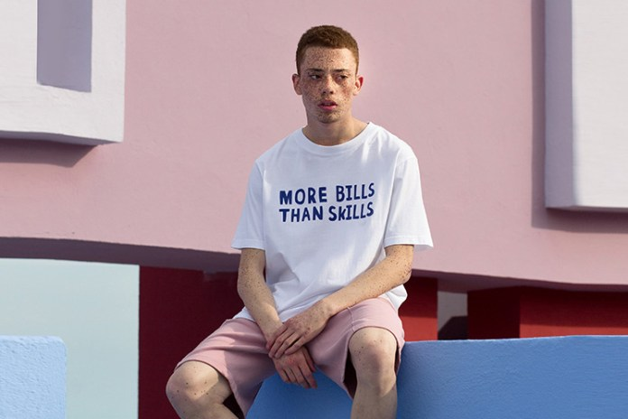 Lazy Oaf Heads into the Sunshine for Its Latest Lookbook