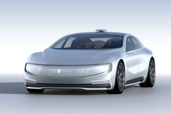 LeEco Unveils Its Electric & Autonomous LeSEE Concept to Take on Tesla