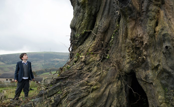 Liam Neeson Plays the Role of a Monstrous Tree in the New Trailer for 'A Monster Calls'