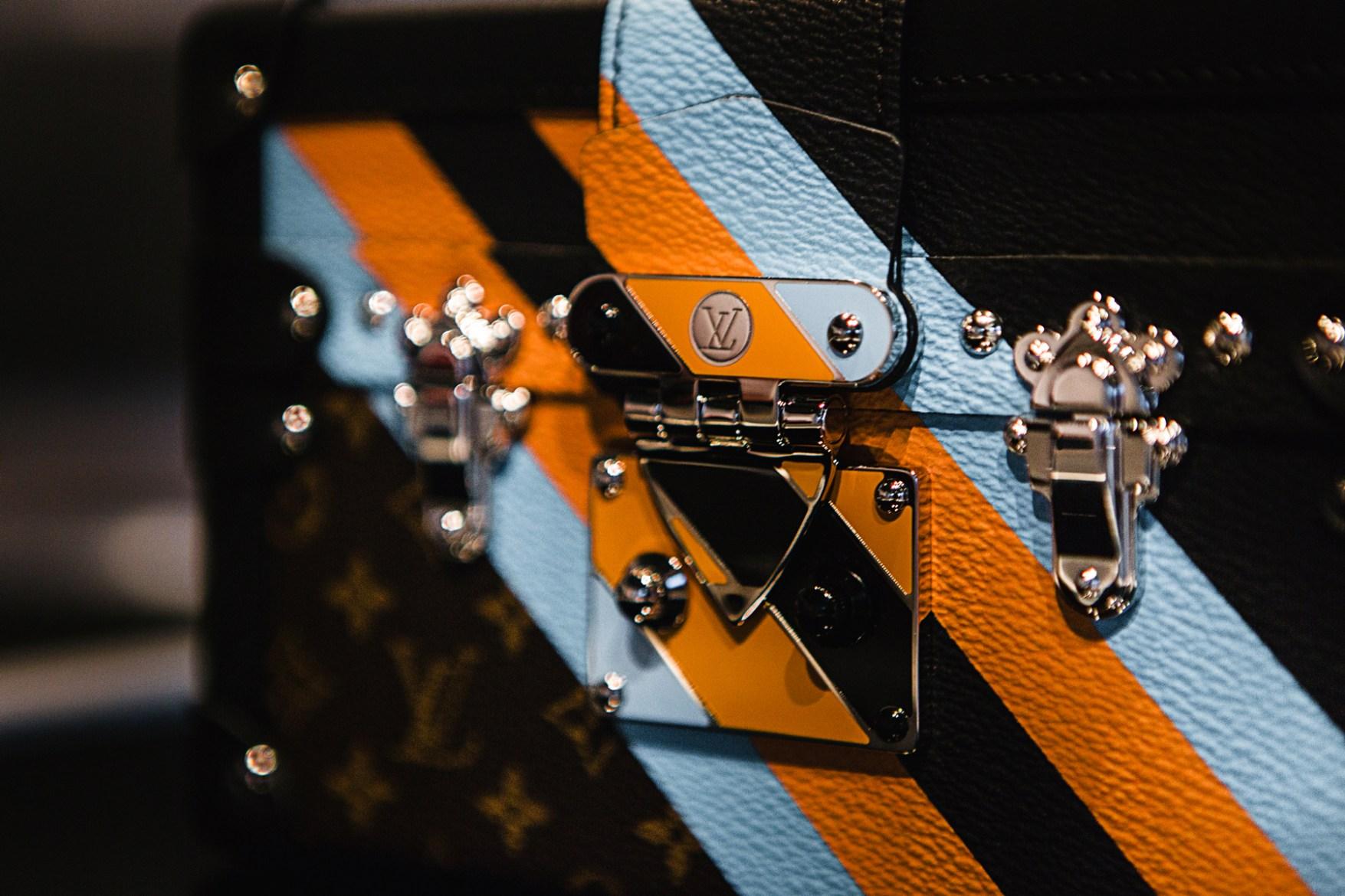 Up-Close With Louis Vuitton's 2016 Hong Kong Pre-Fall Presentation