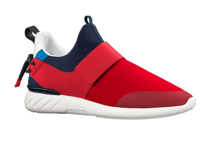 The Regatta Sneaker Is Louis Vuitton's Best Yohji Yamamoto Impression