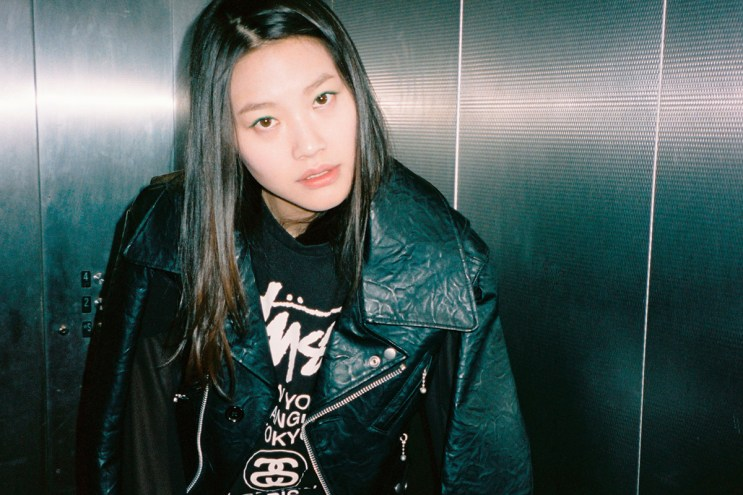 Lucka Ngo Shares an Exclusive 2016 Spring/Summer Stussy 35mm Editorial