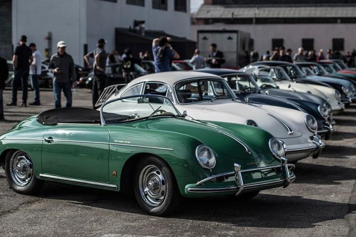 Luftgekühlt: The Car Show for Air-Cooled Porsches