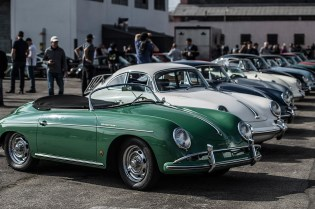 Luftgekühlt: The Car Show for Air-Cooled Porsches