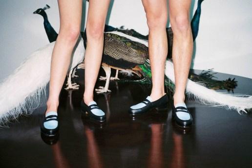 Maison Kitsuné Unveils Inaugural Footwear Line