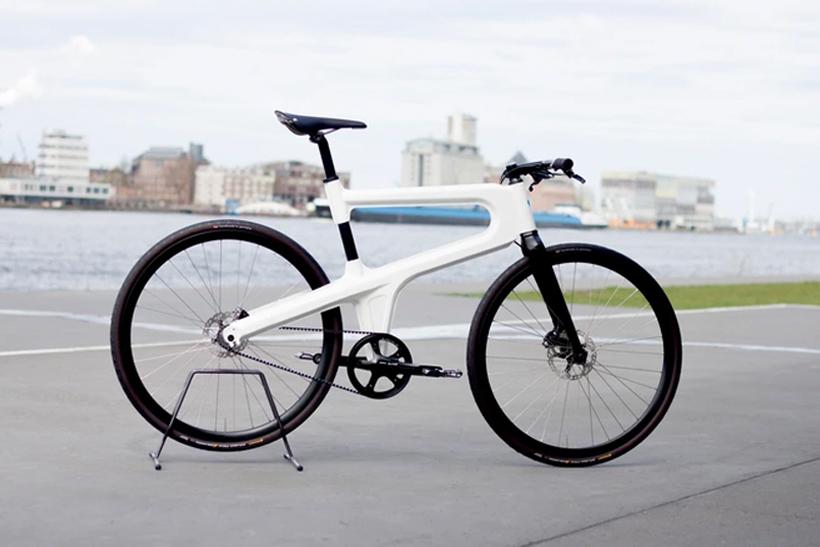 Modern Dutch Bicycles by Mokumono