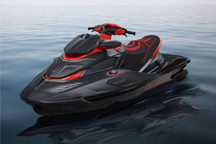 Mansory Unveils the Carbon Fiber-Clad Black Marlin Jet Ski