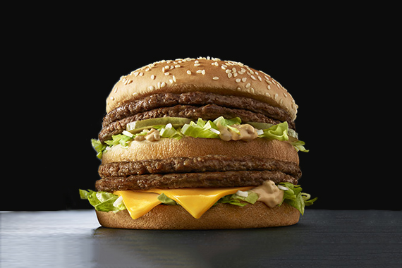 McDonald's Introduces the Giga Big Mac in Japan