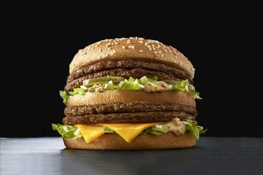 McDonald's Introduces the Giga Big Mac in Japan