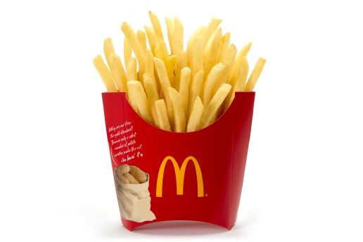 McDonald's Is Now Offering Unlimited Fries