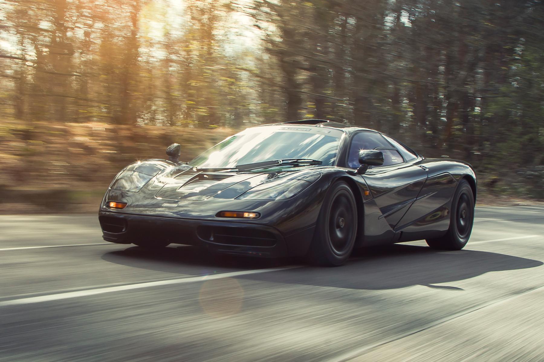 McLaren Just Put an F1 up for Sale