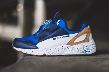 The McQ x PUMA Disc Blaze Gets a Royal Blue Makeover