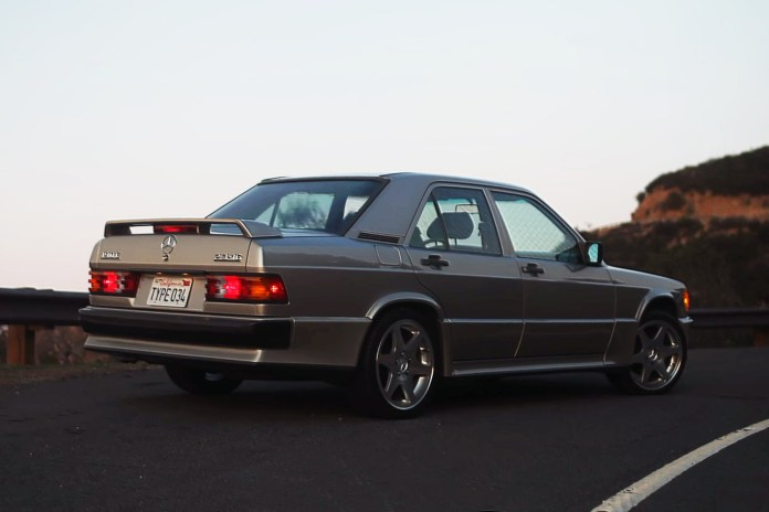 The Mercedes-Benz 190E 2.3-16 Is the Sleeper of '80s Luxury Sports Sedans
