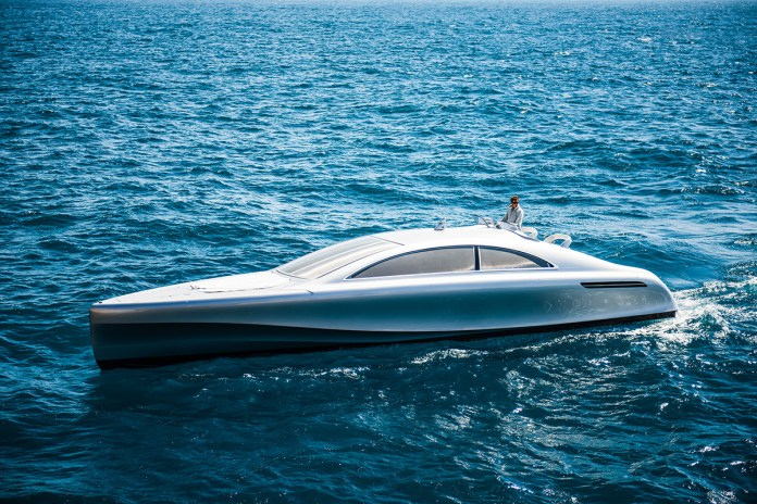 Mercedes-Benz Debuts a $1.7 Million USD Luxury Yacht