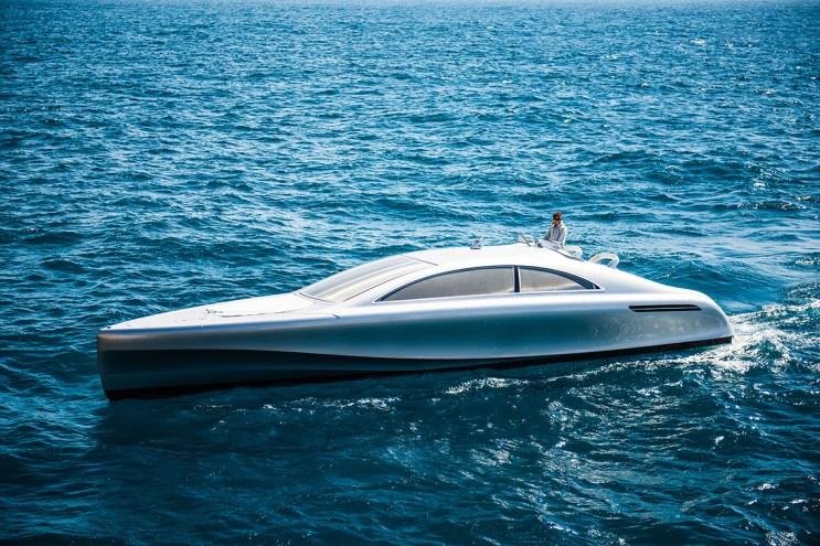 Mercedes-Benz Debuts a $1.7 Million USD Luxury Yacht