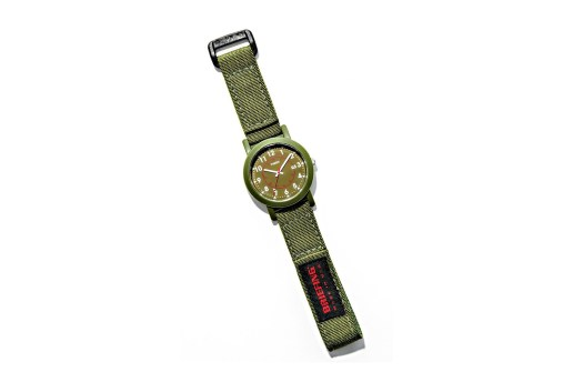 BEAUTY & YOUTH Taps BRIEFING for an Exclusive Timex