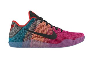 Make Your Own Multicolor Kobe 11s With NIKEiD