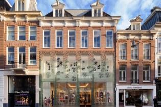 MVRDV Builds a Crystal House for Chanel's New Amsterdam Flagship