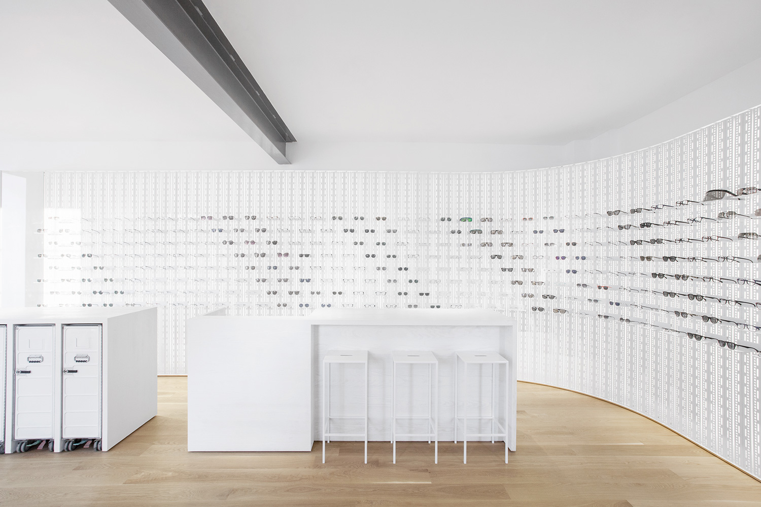 A Look Inside MYKITA's New Georgetown Flagship