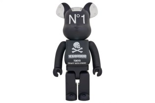 NEIGHBORHOOD x Medicom Toy 1000% Bearbrick
