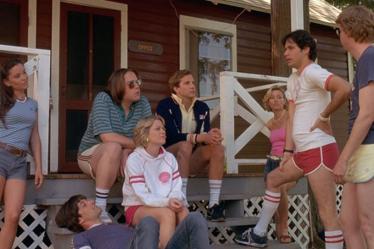 Netflix Is Launching Yet Another 'Wet Hot American Summer' Series