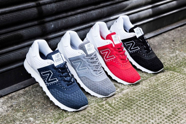 New Balance Readies the 574 for the Summer