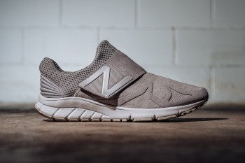 New Balance Introduces Sweatshirt Editions of Its Vazee Rush Slip-On