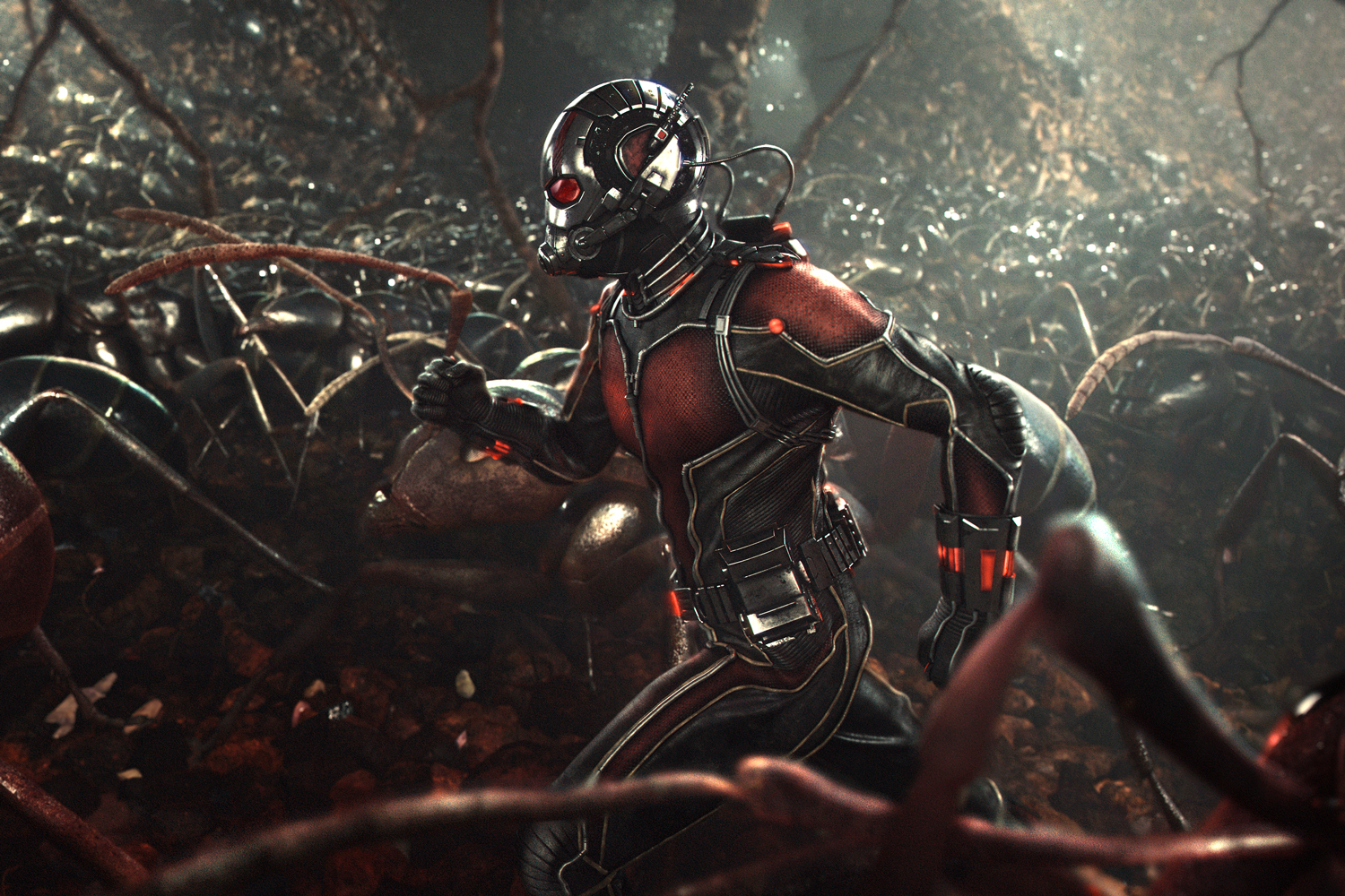 Ant-Man Joins the Team in New 'Captain America: Civil War' Clip