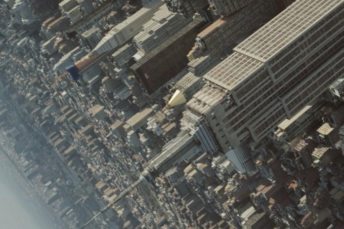 Explore New York Through Vertigo-Inducing Drone Footage